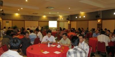 Pertemuan Apnggota 2012